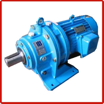 Cyclo ac low rpm small electric motor with gear reducer for Small geared electric motors