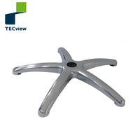 High quality Aluminum Five Star office chair base