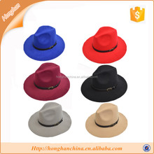 Man interest winter waterproof fedora hat