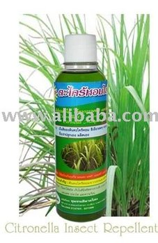 Citronella Mosquitoes and Insect Repellent Refill