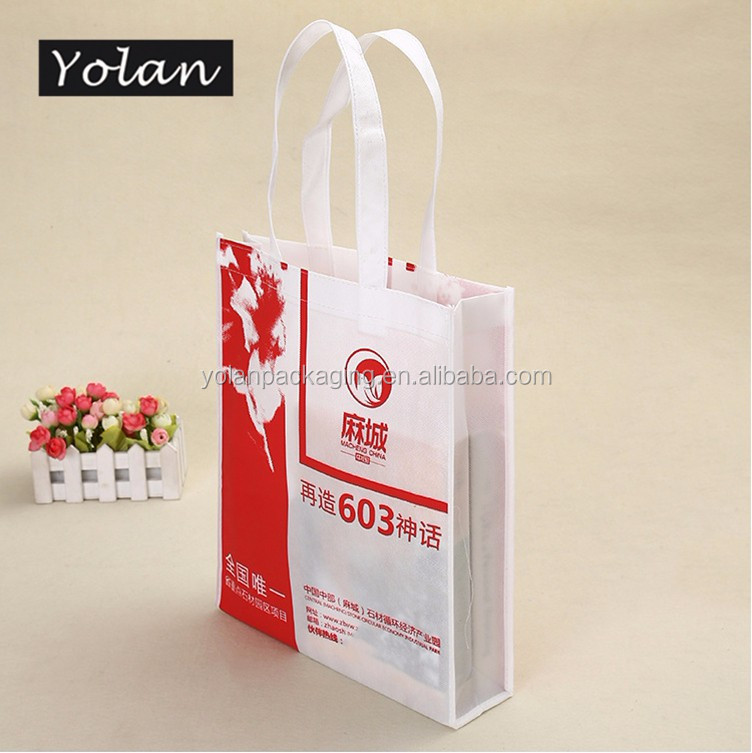 Top quality Yiwu pp nonwoven bag manufacturer