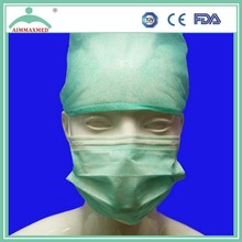 buffant medical doctor cap /surgical cap /nurse cap approved by CE