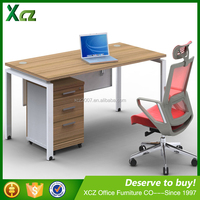 High tech wooden small executive office desk