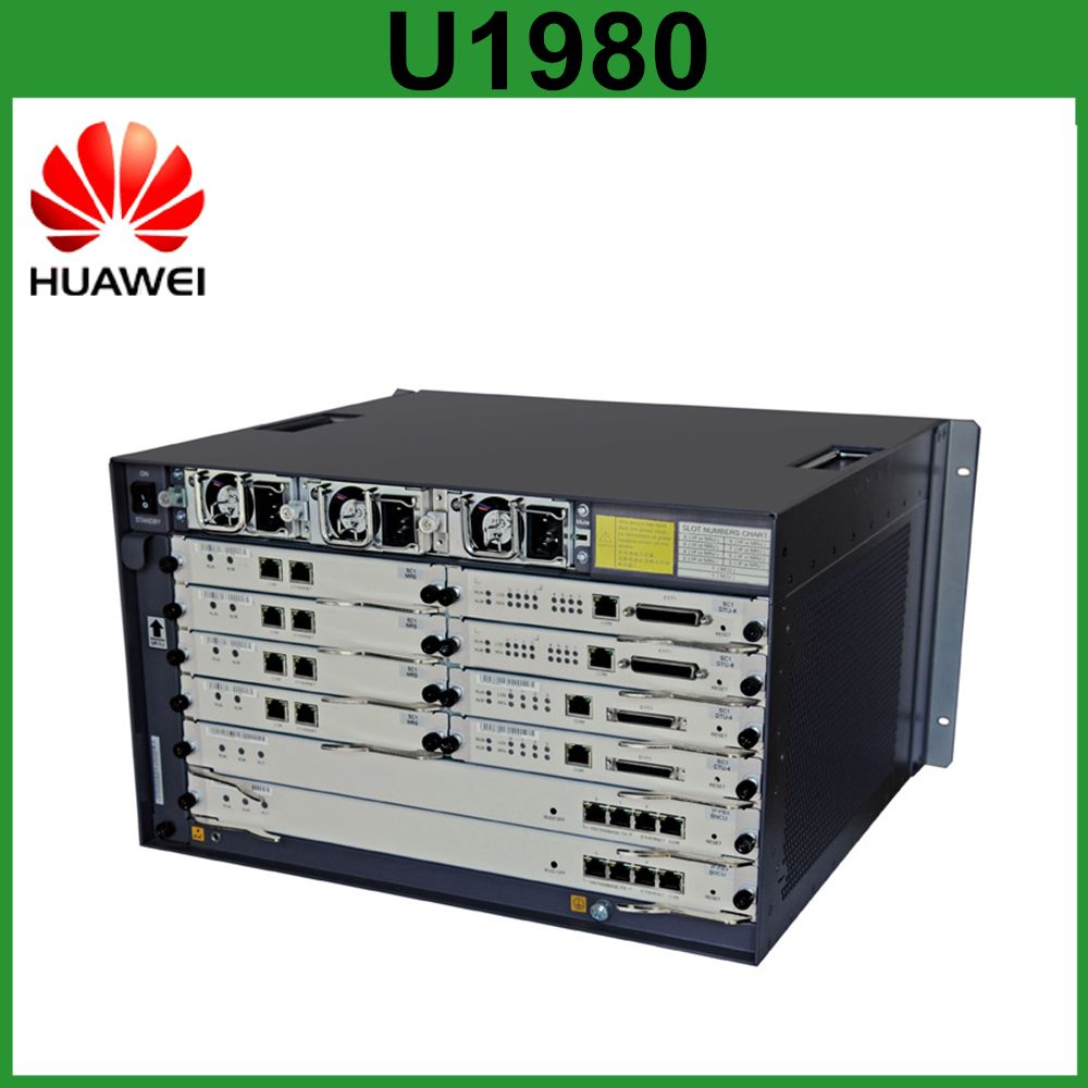 Brand New Huawei VOIP Gateway eSpace U1980 IP PBX Calling System in China