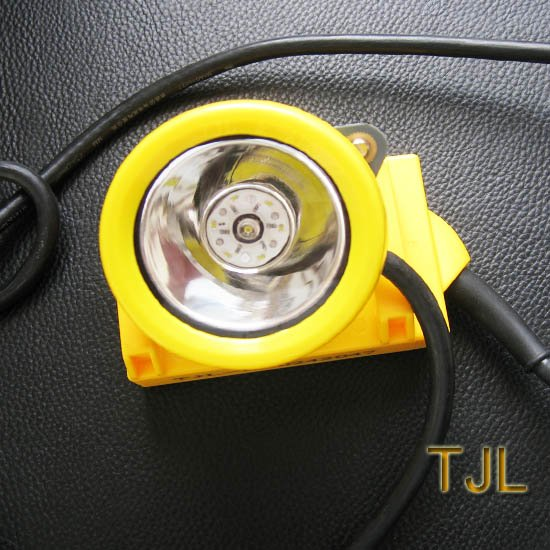 Led Attendance-checked Cap Lamp