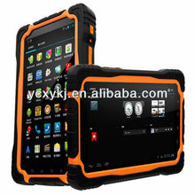 "Rugged MTK6589 Waterproof 7"" Quad Core 3g Tablet"