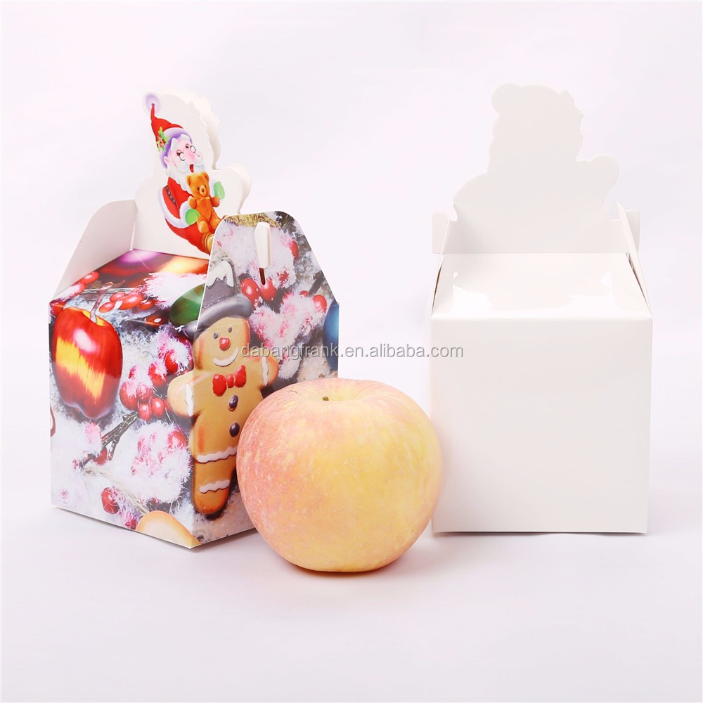 Food Grade Corflute Plastic Package Box for Apple