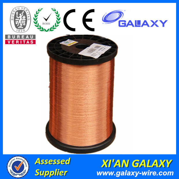Good Quality Dennison 22 Hcc Paper Covered Copper Rectangular Wire Jewelry Making Copper Wire (28 Gauge(50 Meters), Copper