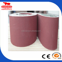 HD117 deerfos abrasive belt for abrasive belt grinder