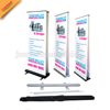 Cheap Advertising Promotional Wholesale Table Top Retractable Banner Stand
