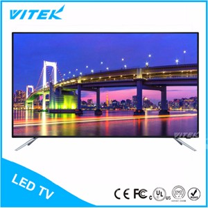 Hot sale Good price Flat big screen 55 inch Full HD led tv Smart lcd tv