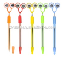 Cute Frog Shape Promotional Plastic Ball Pen