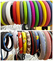 colored mtb tires 24 inch bicycle tyre 24x2.125 24x3