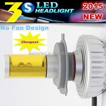 2015 New cheap Motorcycle LED bulb