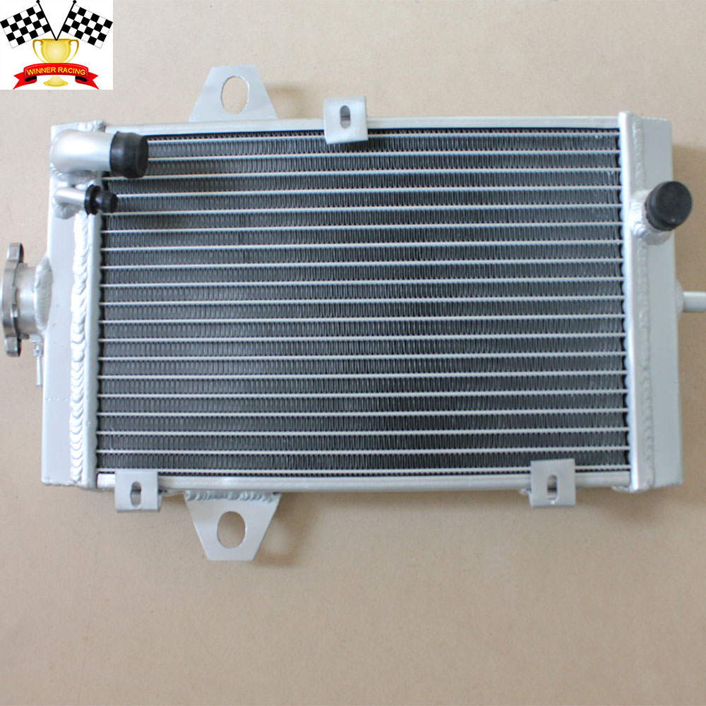 radiator used for Yamaha Raptor 700 2006-2011 QUAD ATV