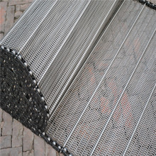 Stable Structure Stainless Steel Wire Mesh Conveyor Belt