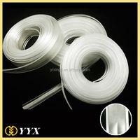 Cheap pvc zipper puller for pvc zipper roll