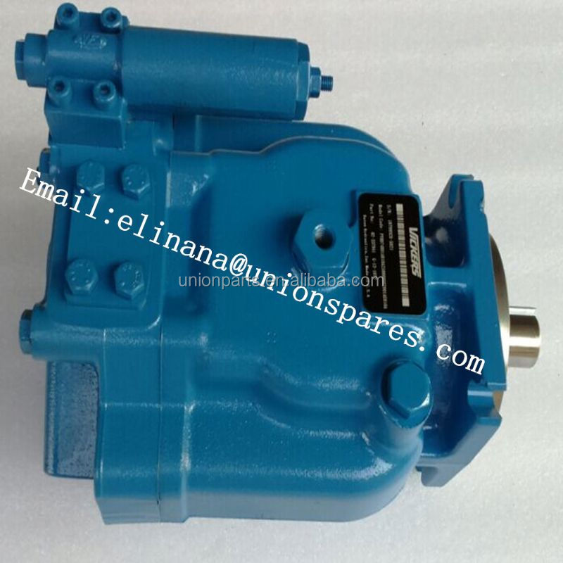 PVE19 piston pump for vickers for Eaton PVH57 PVH74 PVH63