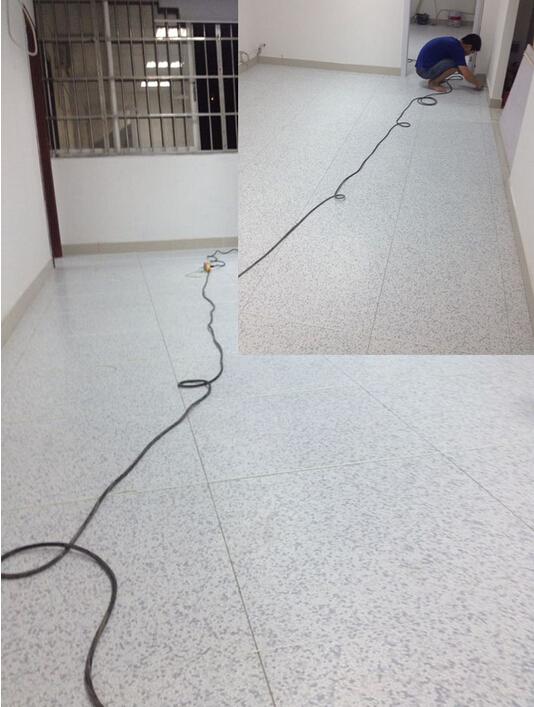 Conductive Flooring Product : Conductive vinyl floor tile computer room electrical