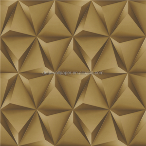 Modern design bedroom ceiling pvc vinyl home decoration 3d wallpaper for home