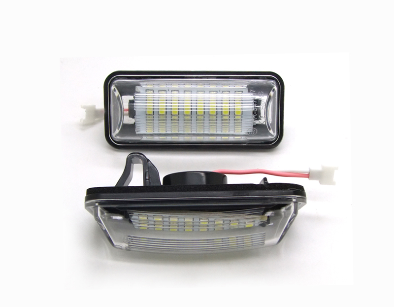 car LED License Plate Lamp For Toyota FT-86/GT-86/FR-S/BRZ 2012- fornissan