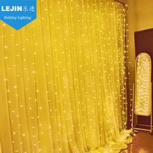 led curtain light(waterfall curtain light, waterfall effection,christmas lighting)