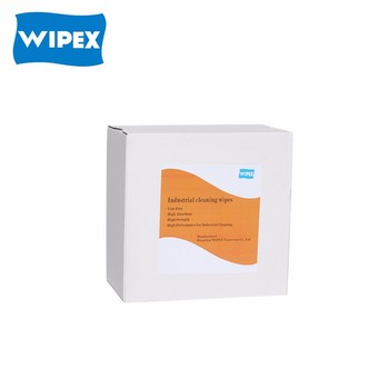 POP-UP Box80g/m2 Wood Pulp nonwoven  cleaning wiper