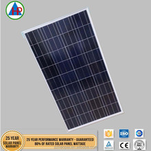 Best quality good price 150w 18v polycrystalline solar panel made in china pv poly solar panel