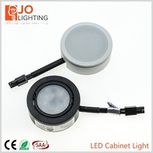 cabinet led mini spot light decorative puck lights