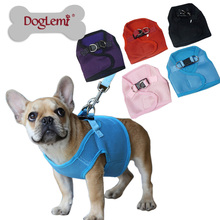 Breathable Mesh colored Dog Harness&Vest for Pet