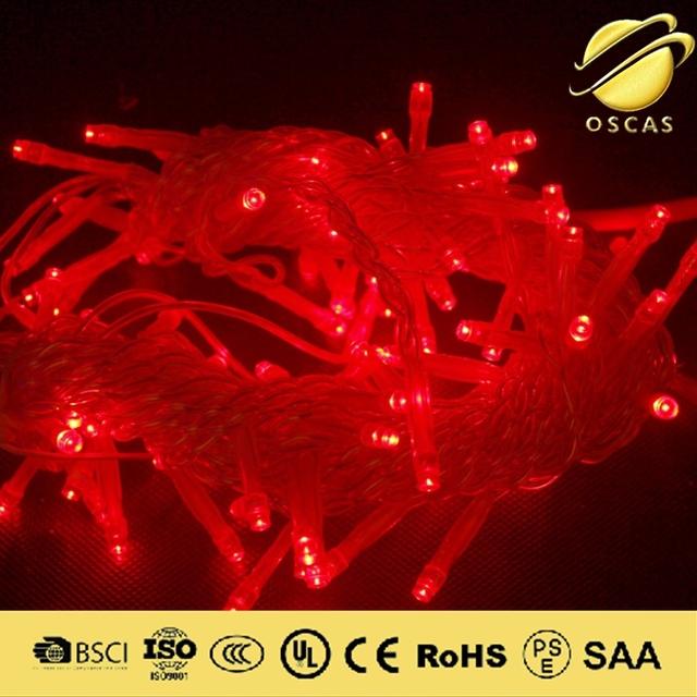 Christmas use flexable led light chain