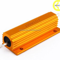 RX24 Series Golden Aluminum House Wirewound