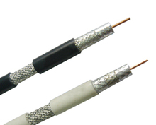 high frequency thin rg59 cctv dc cable