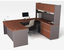 Office Manager Desk in U Shape