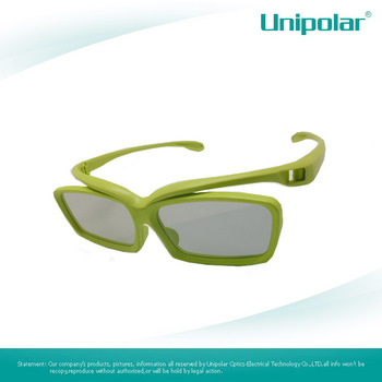 Cheap Cool Style Polarized 3D Movie 3D Glasses