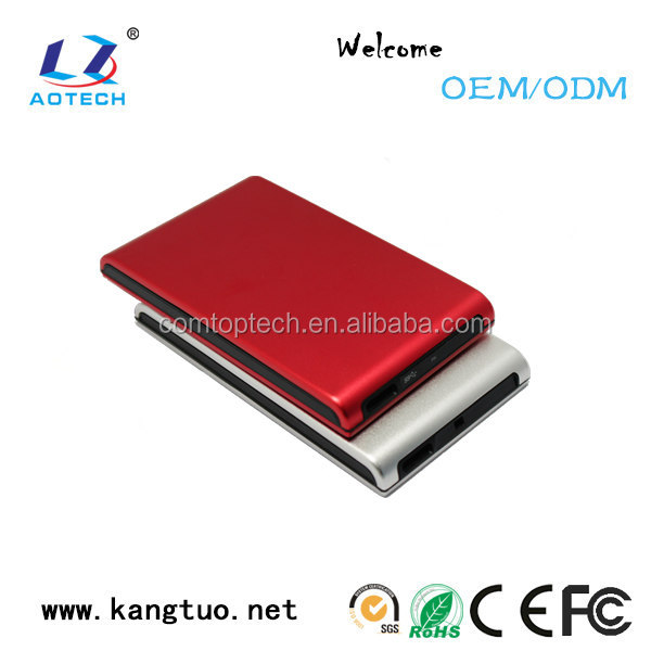 "USB 2.0 2.5"" ESATA HDD Enclosure,For SATA HDD SDD Aluminum Material 2.5 Inch HDD Enclosure USB2.0"