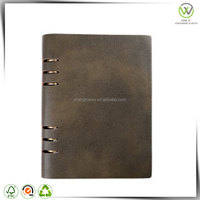 promotional gift medal wireless cover notebook waterproof