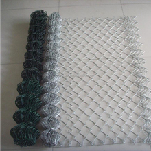 portable used 6' chain link fence panels