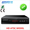 Professional Manufacturer ATSC Set Top Box for Mexico USA Canada MARKET