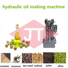 small cold press olive oil processing plant/olive oil extracting machine