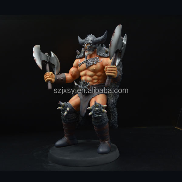 realistic League of Legends character figure in Shenzhen