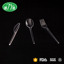 Party Tableware Plastic Plastic Forks Spoons Knives, Cutlery