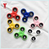 High quality LED hand spinner EDC Fidget toys Pure copper office toys