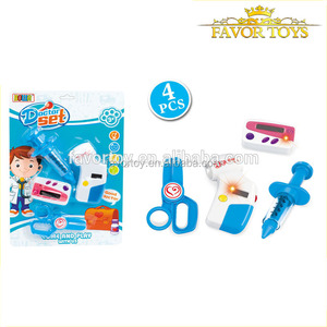 Wholesale medical doctor kit pretend doctor play set for kid