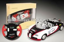 Hot Sales 1:43 Scale RC 5CH Die Cast Mini RC Car