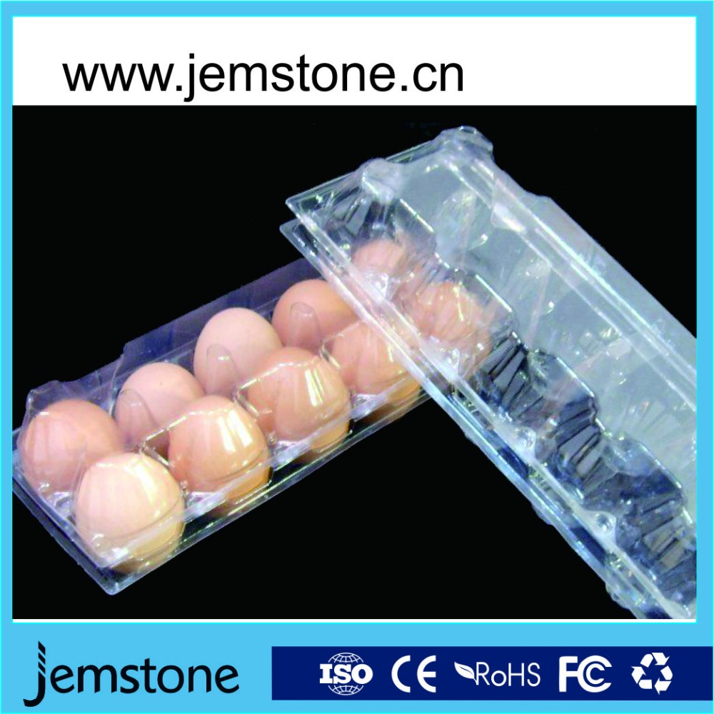 Useful advantages design plastic egg tray
