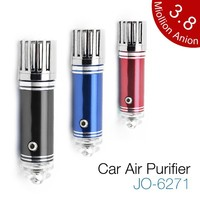 2015 Best selling new innovative products gift items (car air purifier ionizer)