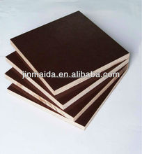 12mm brown concrete form film faced plywood for sale