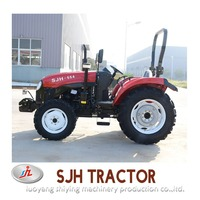 Professional Wheel-style 55hp 4wd Farm Tractor Price