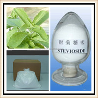 Top quality stevia extract99% in bulk supply